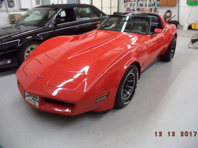 Awesome Amazing 1981 Chevrolet Corvette Black Leather 2017 2018