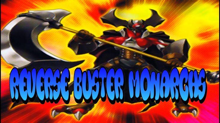 Reverse Buster Monarchs (DevPro)