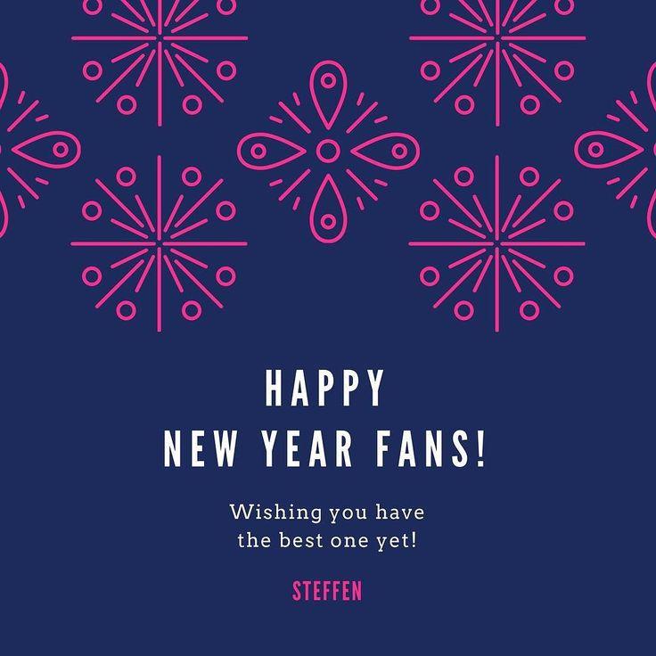 Happy new years eve fans #Soon2018 #newyearseve2017 #happyholidays #youtuberloveshisfans