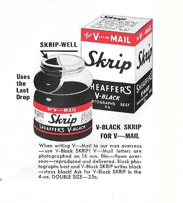 Sheaffer V-Mail