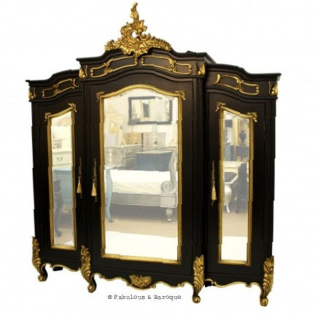 Fabulous and baroque modern baroque furniture and for Modern baroque furniture