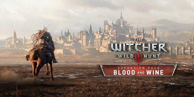 Blood and Wine sarà la nuova espansione per The Witcher 3: Wild Hunt. Con oltre 20 ore di gioco promette di essere immensa... #TheWitcher3
