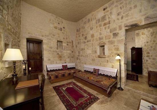 Yunak Evleri Cave Hotel Cappadocia