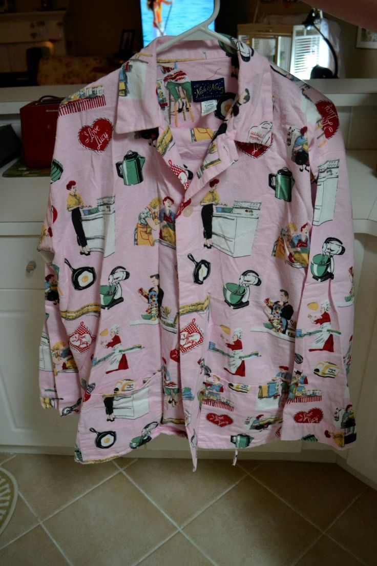 Nick and Nora  'I Love Lucy' pajamas Rare and Hard to Find!  WHY?  Why can't I find them?!!  Been looking for a while - and no dice!