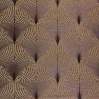 10 mètres fibre naturelle New York Art Déco Rideau Tapisserie tissu Brooklyn