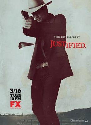 Justified - Season 6, last season .  Episode 1 to 13 (E13 d. Thursday, 14. April 2015) Watch Online... • Justified - Season 1 Tailor... https://www.youtube.com/watch?v=0UZlz8J4iGk