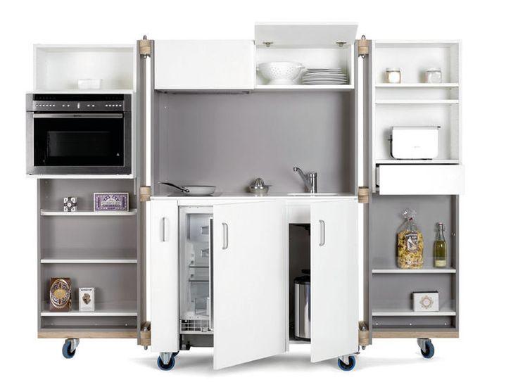 les 25 meilleures id es concernant cuisine compacte sur pinterest meubles intelligents. Black Bedroom Furniture Sets. Home Design Ideas