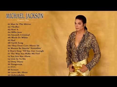 Michael Jackson Greatest Hits - Best Songs Of Michael Jackson Full Album - YouTube