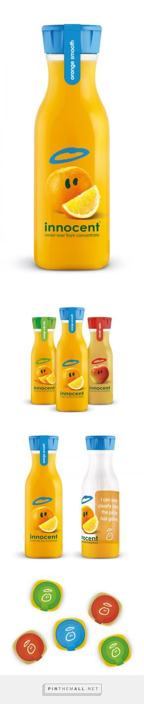 @innocent On-The-Go #Juice #packaging designed by @pearlfisherlive - http://www.packagingoftheworld.com/2015/03/innocents-on-go-juice-re-designed.html