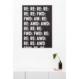 Originalfarbserigrafie in einer Farbe, Handabzug auf durchgefärbtem, tiefschwarzen Feinkarton von Fedrigoni aus Verona (Italien), Edition: 75+2 AP, nummeriert und mit Prägestempel des Künstlers versehen, ungerahmt, Blattgröße 100x70 cm, 2015.Donnie O'Sullivan, Art Director Berlin schuf diese Arbeit als Teil seiner Werkserie `Work`. Wir haben auch noch weitere Drucke aus der Reihe verfügbar.Unsere Drucke werden vorsichtig gerollt in Pergamin eingeschlagen, in einem Folienschlauch verpackt und…
