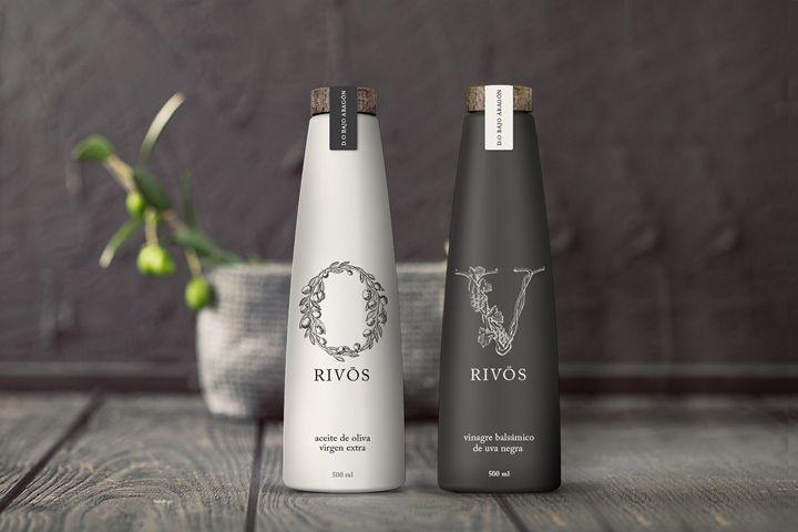 Rivōs packaging by Claudia Lepesqueur, Maria Elipe, Macarena Norambuena » Retail Design Blog