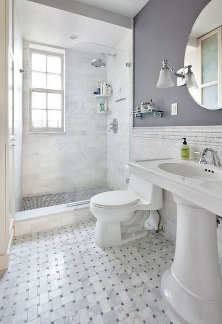 41 cool small studio apartment bathroom remodel ideas - Small bathroom remodel with tub ...