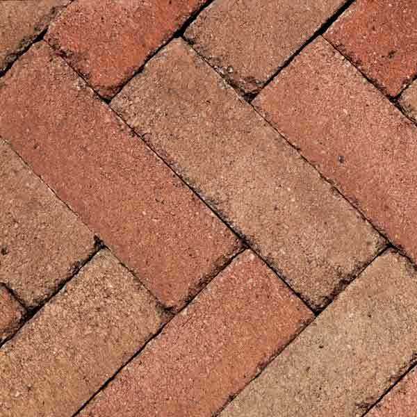 Made from clay and fired at 2,000 degrees F, red bricks cost nearly twice as much as concrete bricks, but they're stronger and are historically accurate for older houses. | Photo: Vesilvio/iStockPhoto