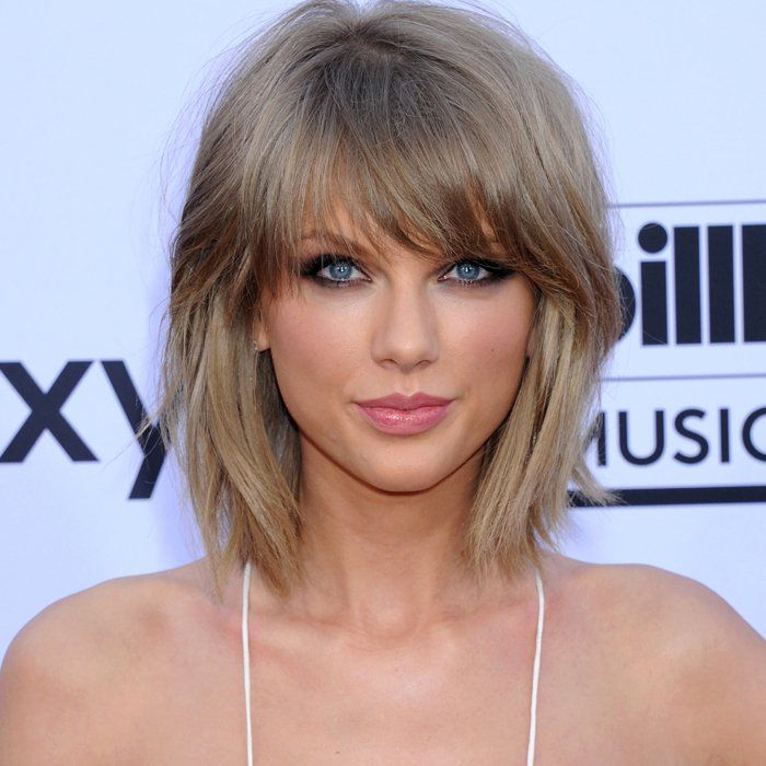 Blond Cendr Taylor Swift Las Mujeres