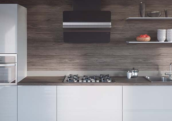 Graphite Fleetwood #kitchen worktop, great for both modern & traditional decors