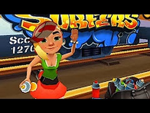 Subway Surfers Lucy Part 7