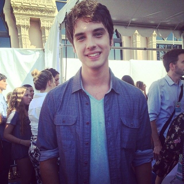 Just David Lambert being a charmer at the Teen Choice Awards! | ABC Family | The Fosters
