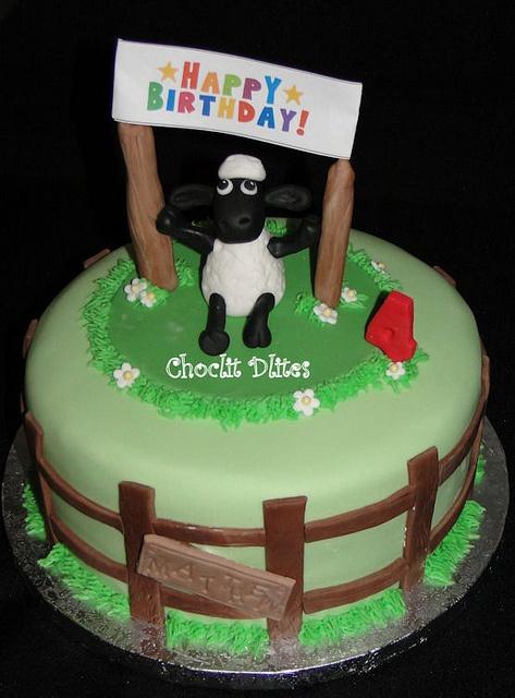 Happy Th Birthday Cake Aleah