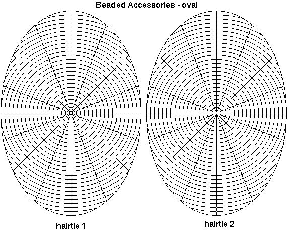 Beading Grid | Free rosette graph paper! - Page 3 - PowWows.com Forums - Native ...