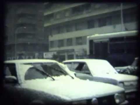 ▶ Nieve en Murcia = Snow in Murcia -1980 - YouTube