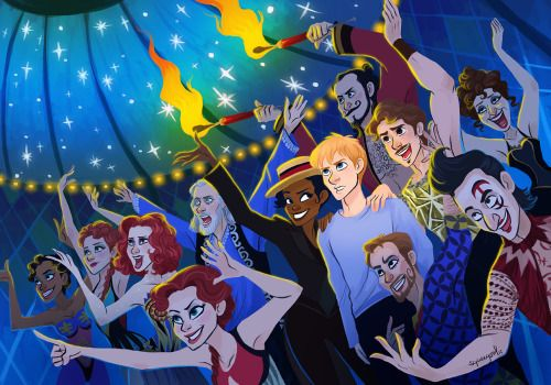 Pippin cartoon for the win! #Pippin
