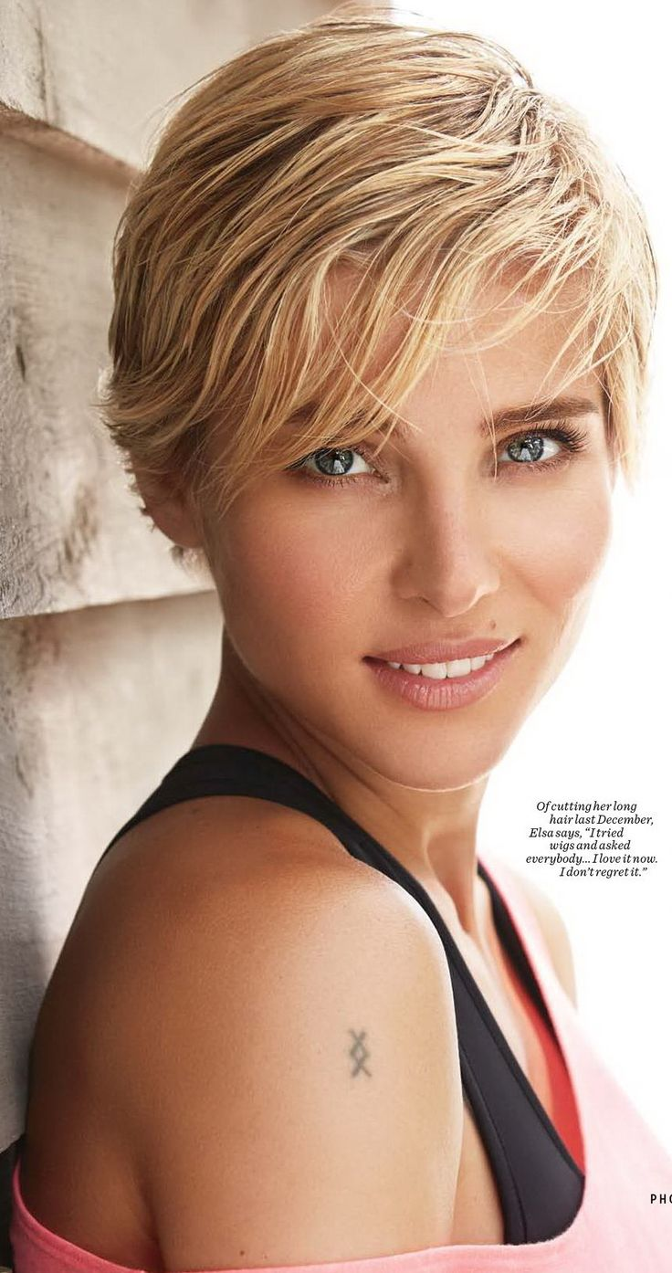 Elsa Pataky.  Absolutely beautiful woman! The fact that Thor is her husband is also a big plus