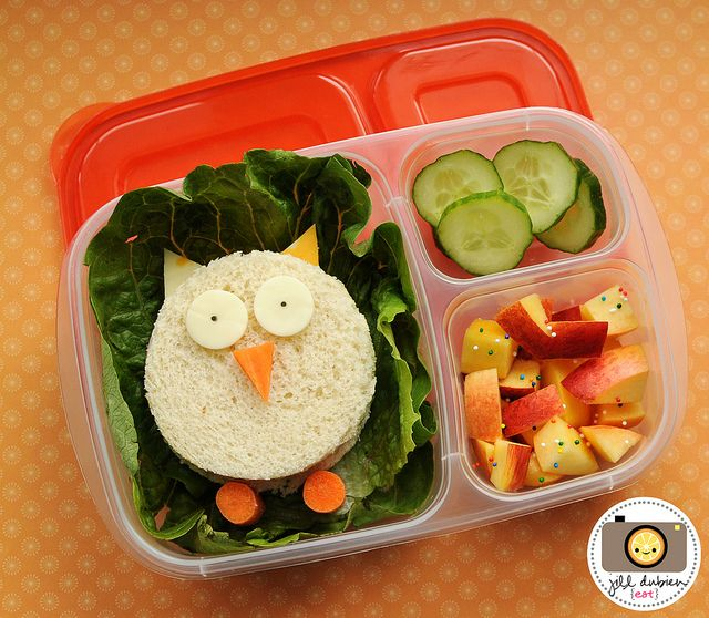 """Bento!  from """"Meet the Dubiens""""."""