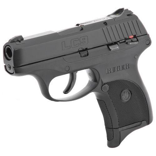 Ruger® LC9™ 9 mm Luger Pistol    Item #:LC9  SKU #:0020267753