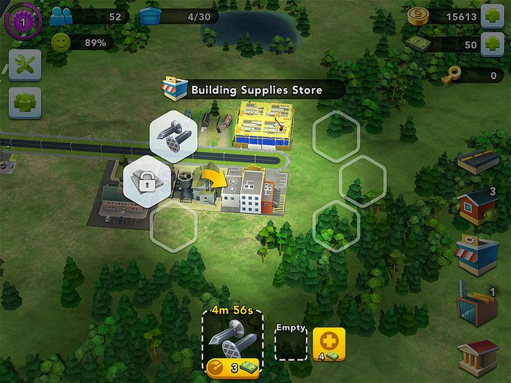 SimCity BuildIt | by UX Examples