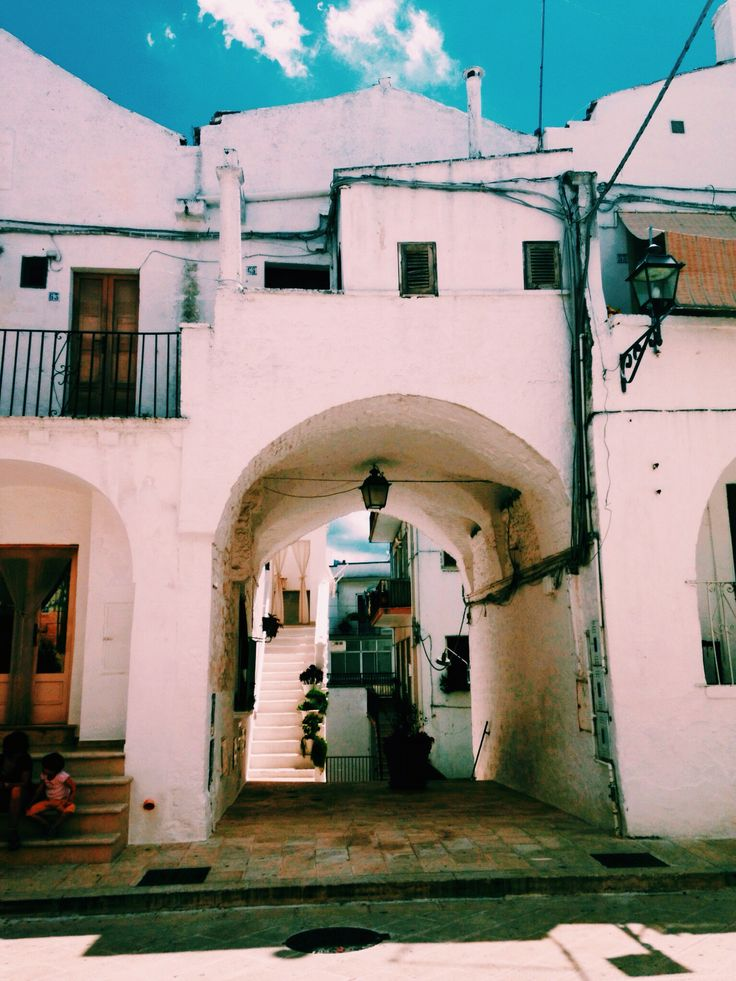 Cisternino, Puglia, Italy