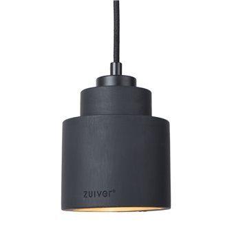 Zuiver Left Black Hanglamp