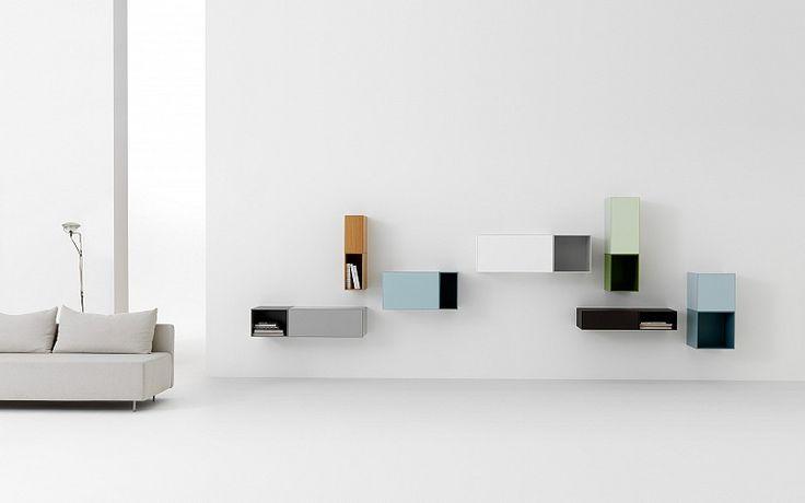 Pastoe - Pastoe Cupboards: Boxes - VISION_V409. Design: Studio Pastoe - 2011