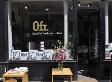 Fashion spot in Paris: Ofr.