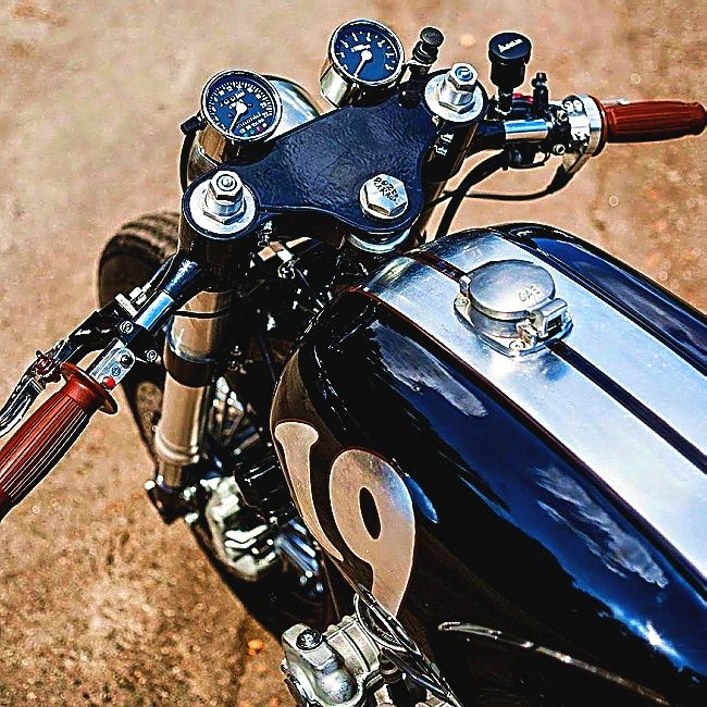 114 Best Cafe Racer Images On Custom Motorcycles