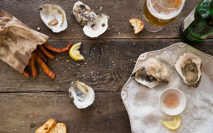 The Pearl Oyster App Will Teach You About Oysters