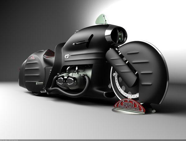 GL-2m Black Edition by Mikhail Smolyanov, via Behance
