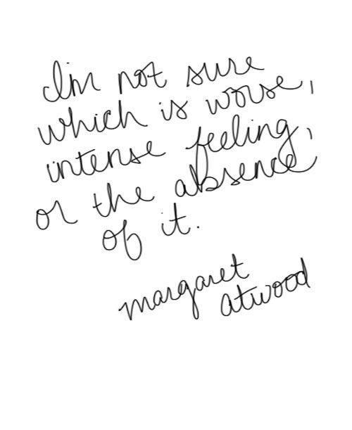 Margaret Atwood #passionatearchetype #archetypalbranding #archetypes