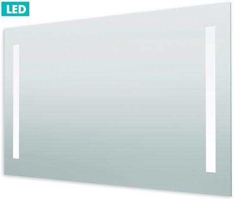 Zrcadlo LED 120x70,senzor,IP44