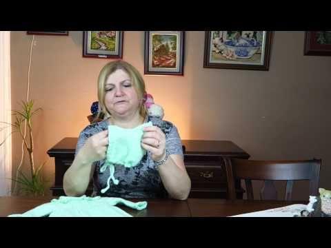 Robadan Kahve Çekirdekli Bebek Tulumu - YouTube