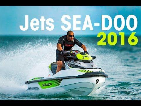 Jets Sea-Doo 2016 | Revista Náutica