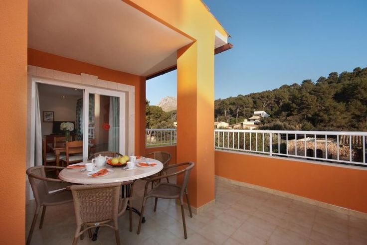 Apts. Pinos Altos - Balcony