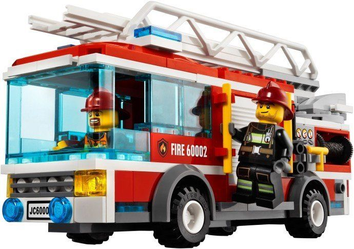amazing lego trucks | Put out the biggest blazes with the amazing LEGO® City Fire Truck!