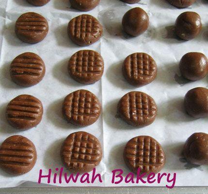 biskuit coklat