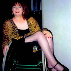 """""""Ability to Sleep on Toilet an Asset"""" - Humor by Dee Sandin - New Mobility"""