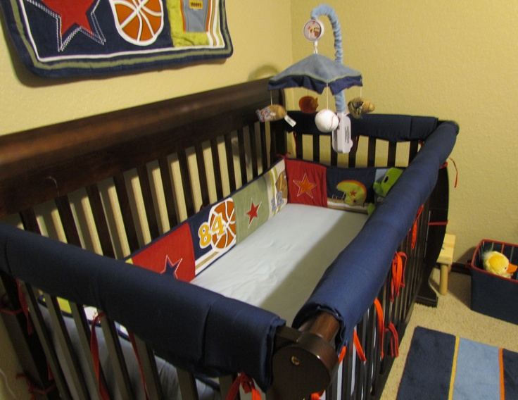 17 Best Images About Baby Crib Bedding On Pinterest Diy