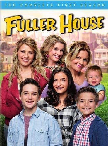 Fuller House: The Complete First Season 1 (DVD 2017 3-Disc Set) New