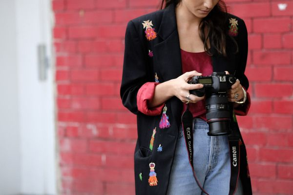 Incredible Street Style from Australian Fashion Week