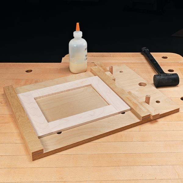 Frame Assembly Made Easy | Woodsmith Tips