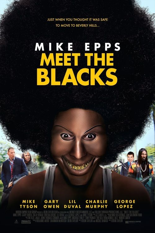 Meet the Blacks Full Movie Online 2016