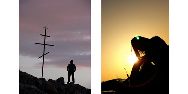 silhouette photo tutorial